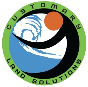 CLS logo white