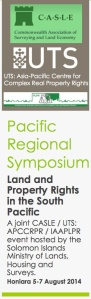 Symposium image flyer