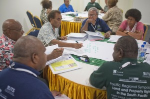 Honiara CASLE Symposium August 2014 Gregory Rofeta, Undersecretary (Admin) MoLHS - leads HBA workshop