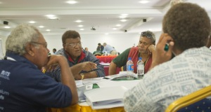 Honiara CASLE Symposium August 2014 HBA workshop 1