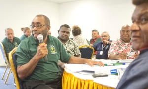 Honiara CASLE Symposium August 2014 HBA workshop 12 feedback