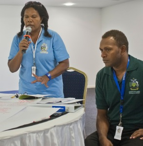 Honiara CASLE Symposium August 2014 HBA workshop 4 feedback