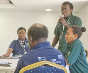 Honiara CASLE Symposium August 2014 HBA workshop 5 feedback