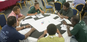 Honiara CASLE Symposium August 2014 HBA workshop 7 feedback