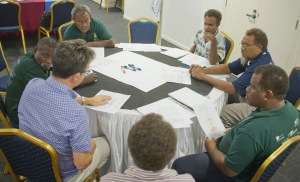 Honiara CASLE Symposium August 2014 HBA workshop 8 feedback